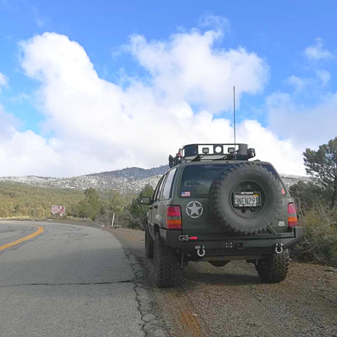 DIY Off Road Products - DIY Jeep Bumper Kits