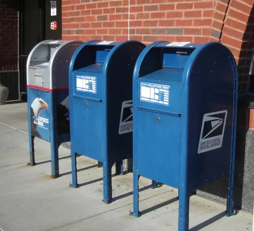 Usps Postal Boxes In 2020 Postal Mailbox Us Election