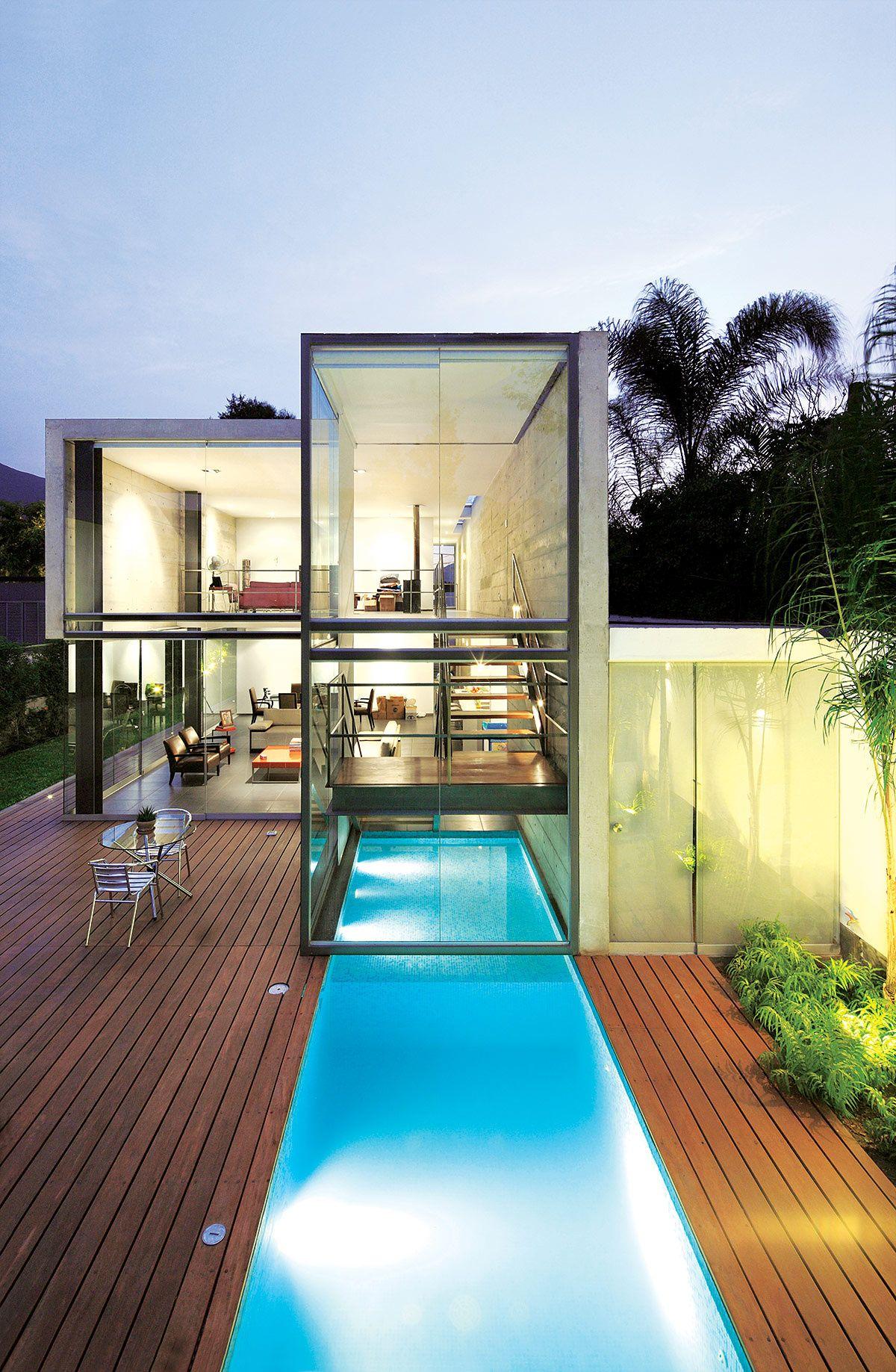 10 Albercas Para Sonar Despierto Casas Con Pileta Arquitectura