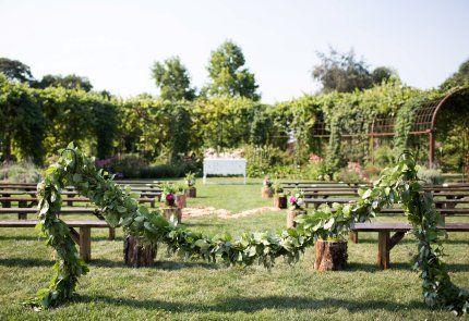 Oregon Garden Market Wedding