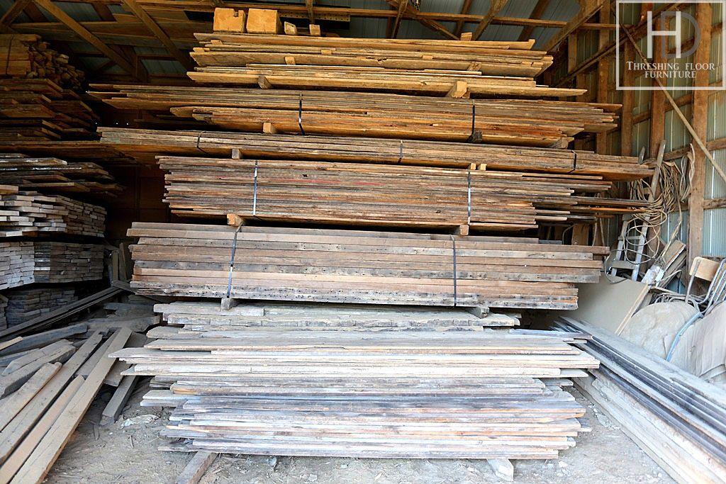 Reclaimed Threshing Floor Boards from Ontario Barns ...