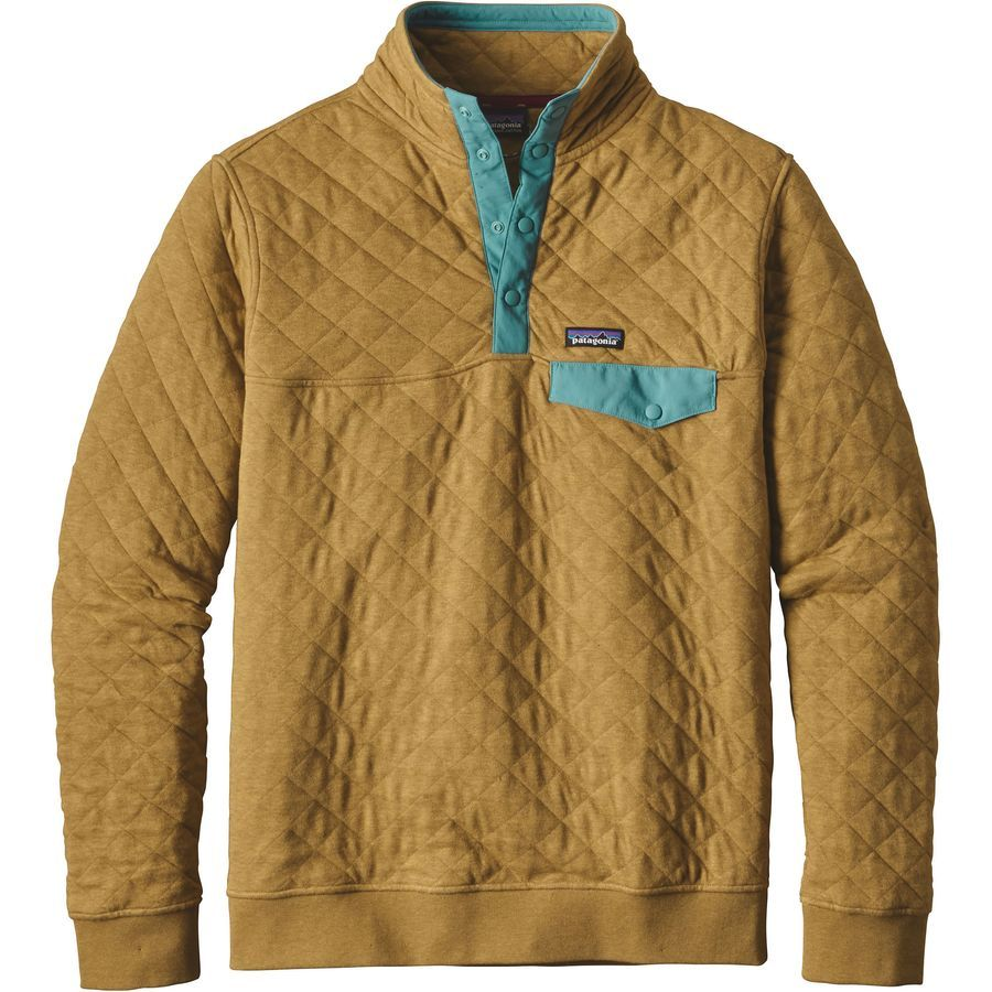 44b1af8b8bef Patagonia - Cotton Quilt Snap-T Fleece Pullover - Men s - Tapenade