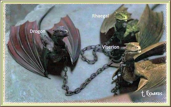 Dany S Dragons Drogon Rhaegal Viserion Game Of Thrones Game Of Thrones Dragons Dragon Games A Song Of Ice And Fire