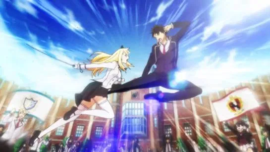 Top 10 New Action Romance School Anime Series Anime