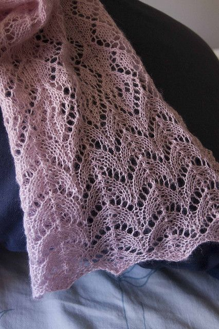 Such A Pretty Knitted Lace Scarf Would Prefer Black Ivory Or