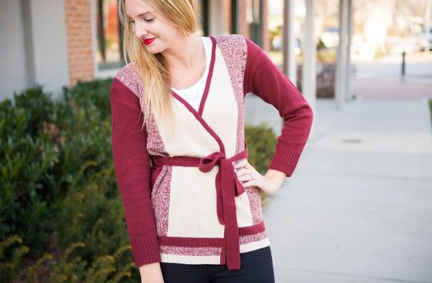 Shop the Look-Holiday Cardigan  55% off at Groopdealz