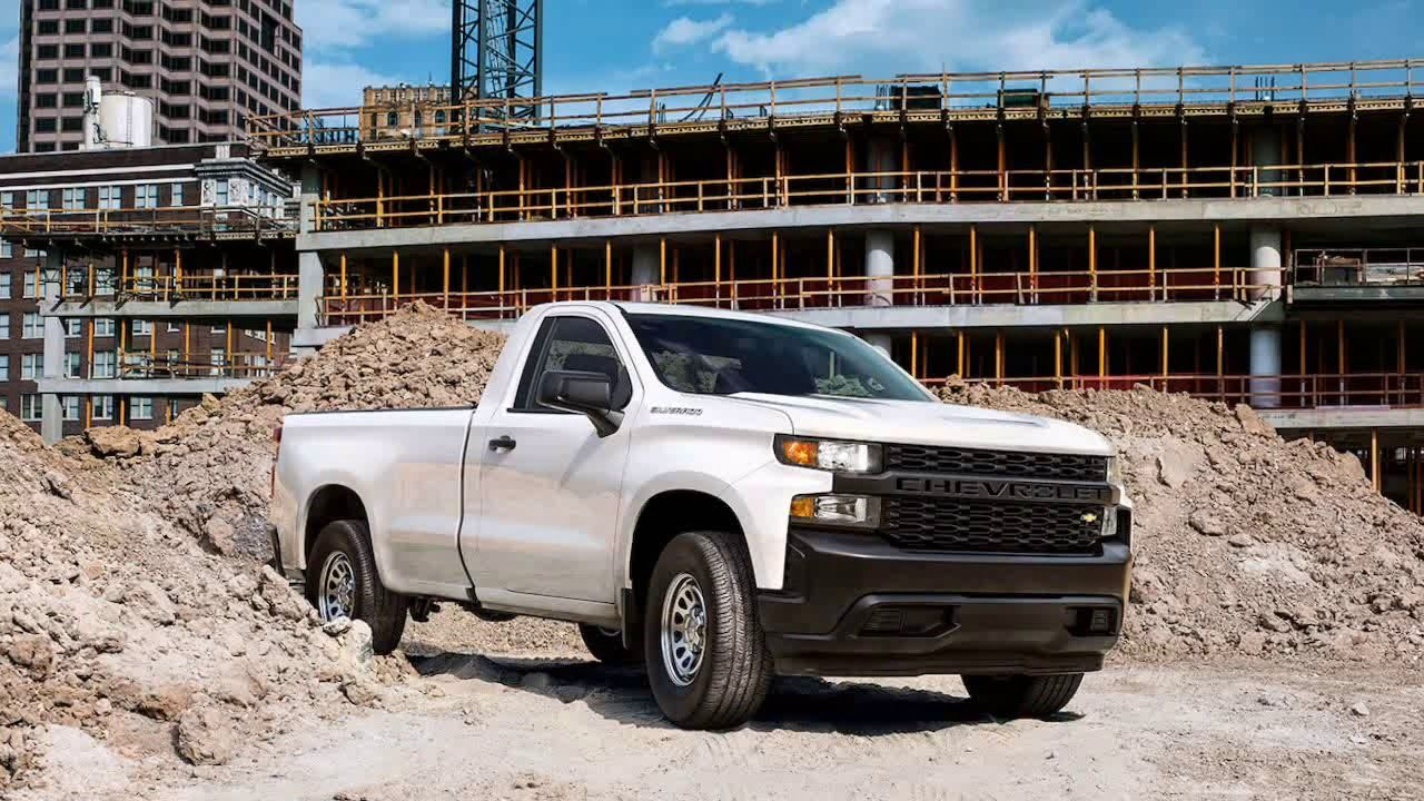 WOW! Chevy Silverado 2019 Cargo Space Styling Seating Do