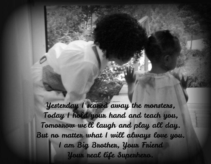 74bbb2722c5b419b18db3b1bb4425b3a Jpg 736 574 Brother Quotes Sister Quotes Big Brother Quotes