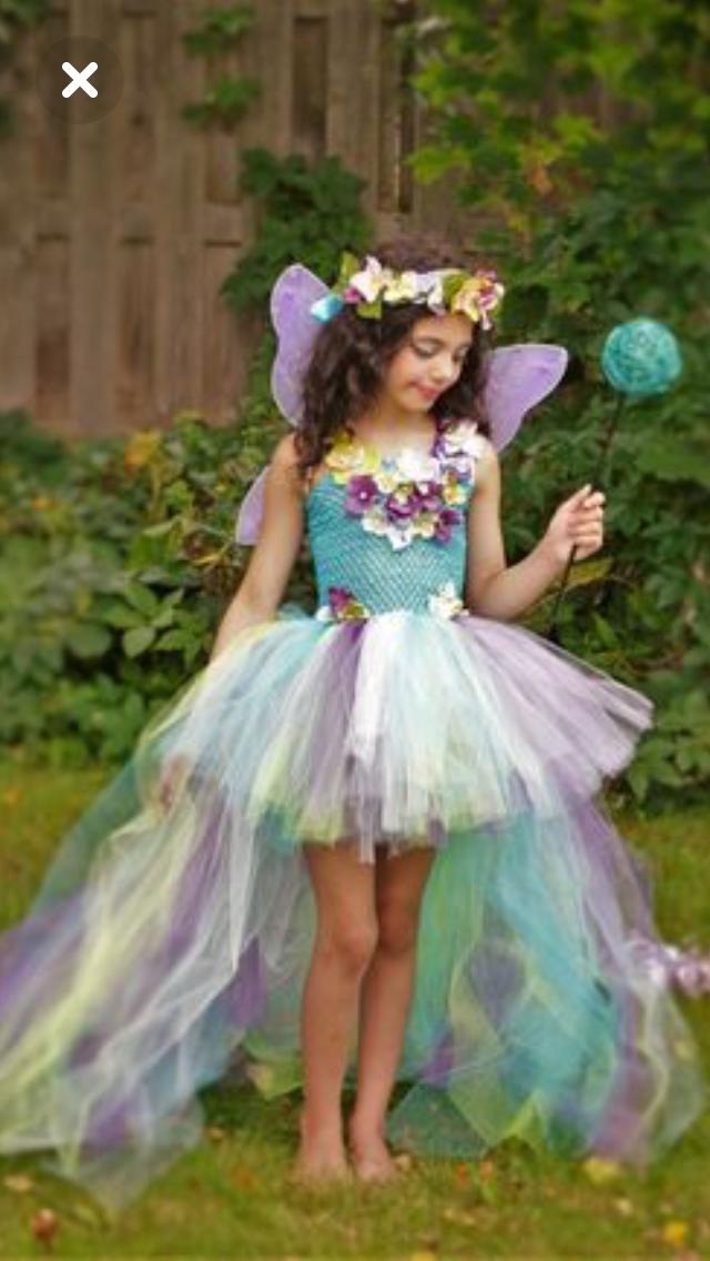 d9152bd9b9c1 Water Fairy Costume, Fairy Costume Kids, Halloween Costumes, My Little Pony  Costume,