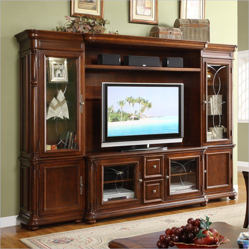 Decorate Top Of Entertainment Center