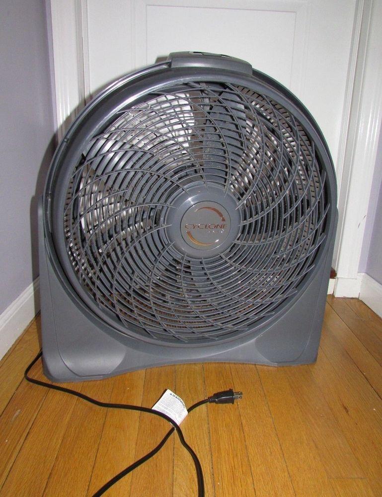Lasko 19 Cyclone Tilt Fan Type 20 Cyclonefan Fan Tiltfan