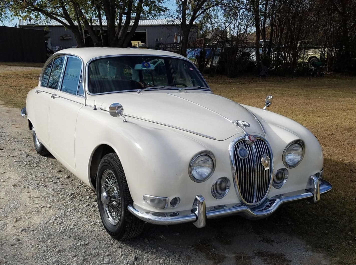 1966 Jaguar S-Type 4-Speed (With images)   Jaguar s type ...