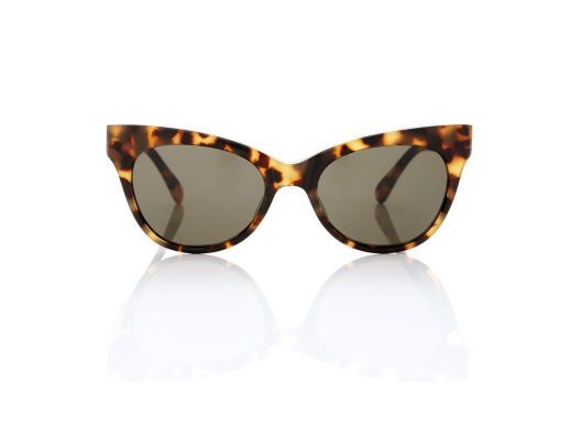 {Cat-Eye Sunglasses} meow!