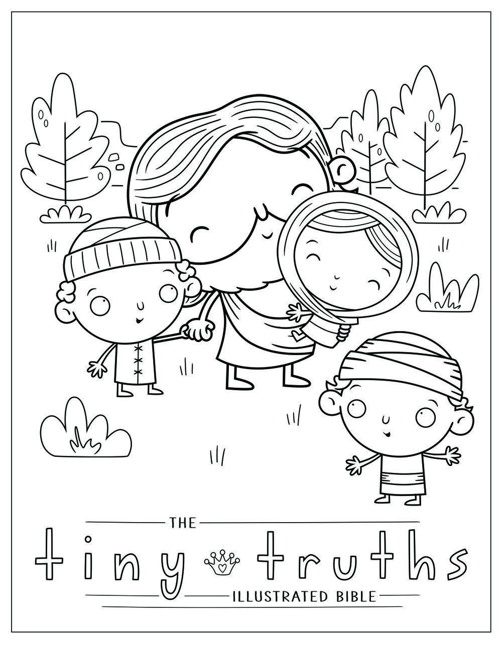 Pin On Bible Coloring Page