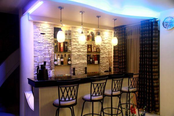 Bar Design For Living Room