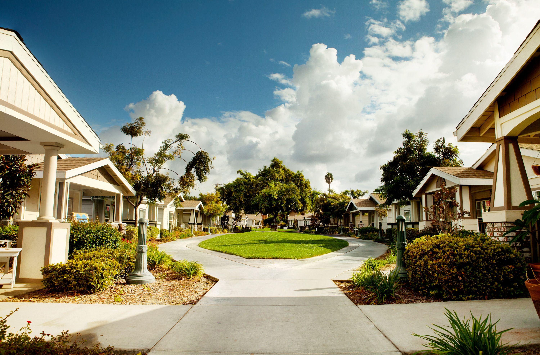 California Baptist University Campus Map.Student Housing The Cottages Cbu Campus Pinterest College