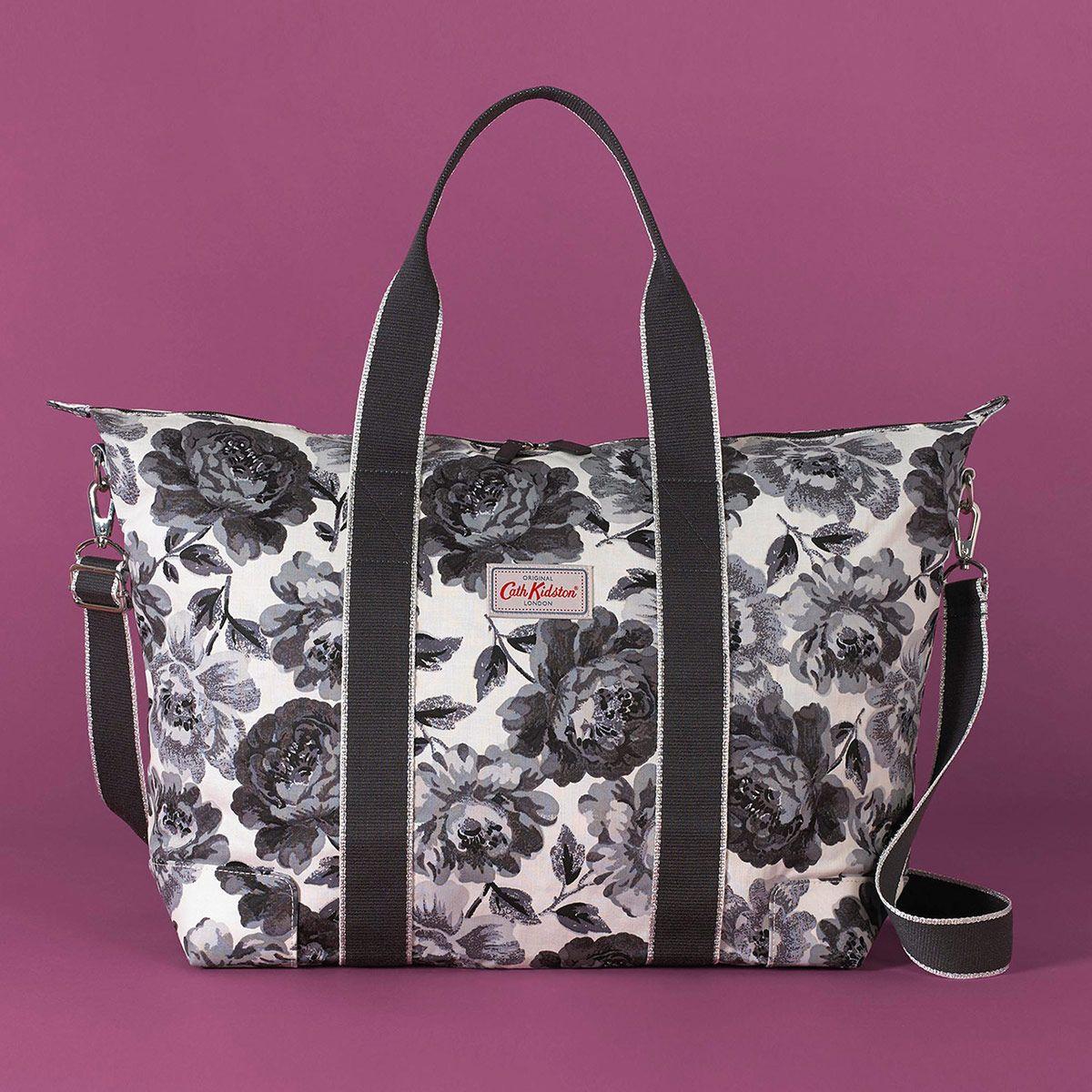 929e65e0ca Peony Blossom Foldaway Overnight Bag