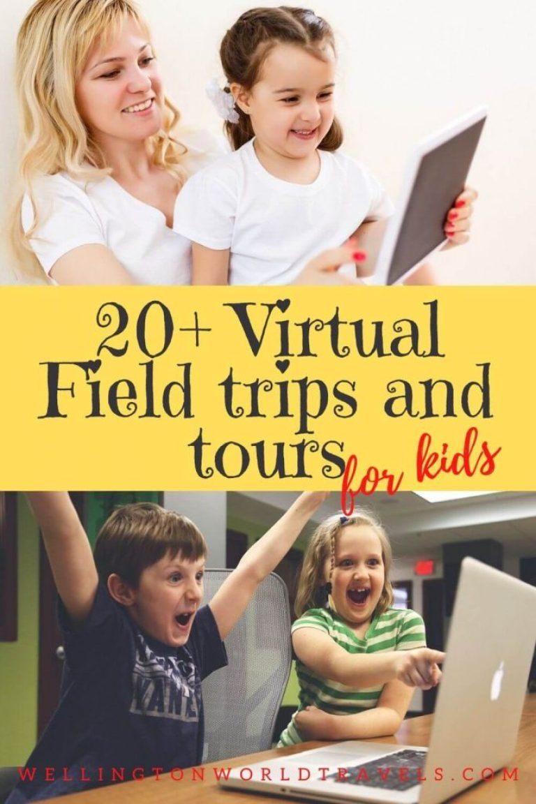 20 virtual field trips and tours for kids wellington