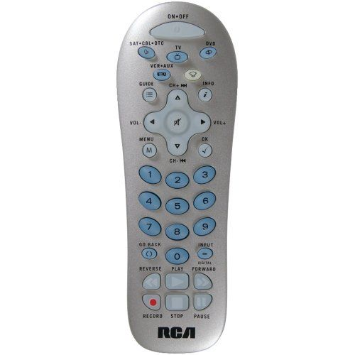 Details About Rca Systemlink 3 Universal Remote Control Model