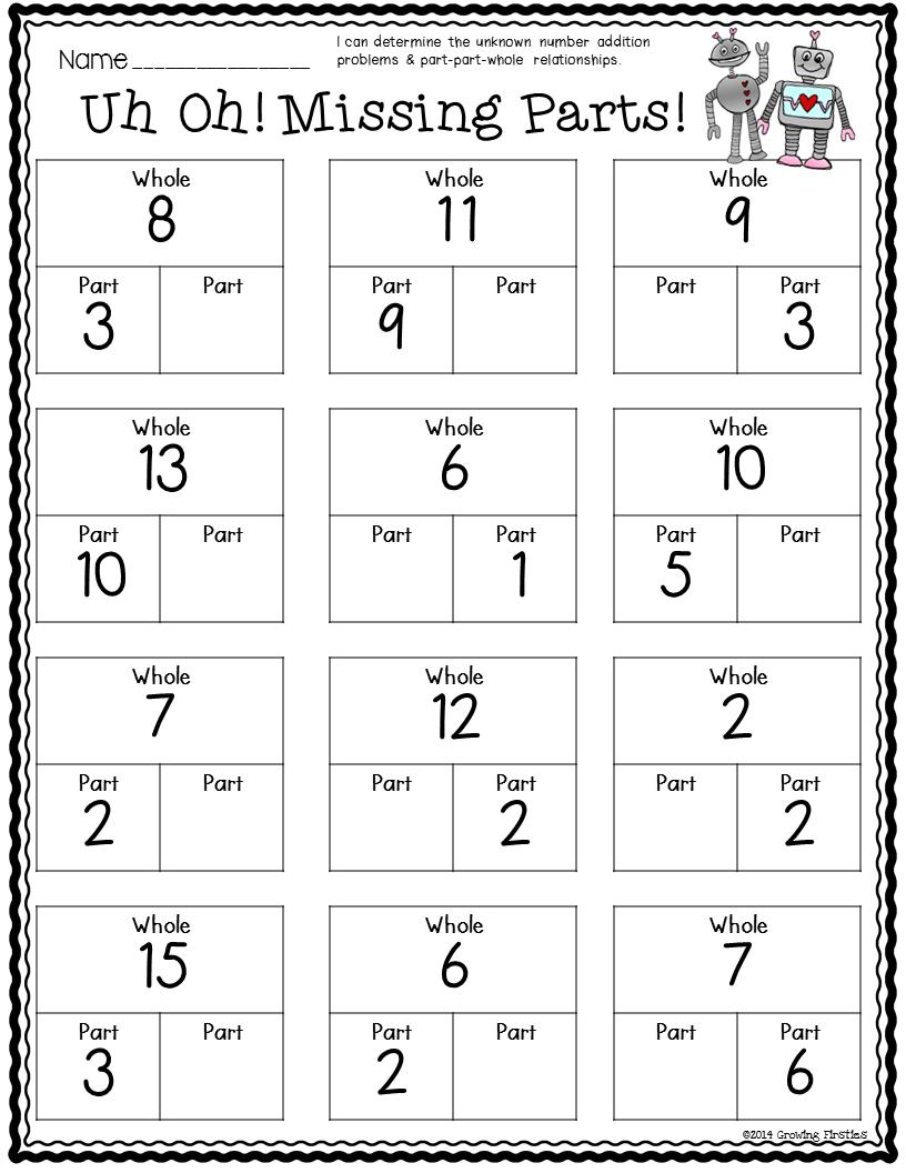 February Math & ELA Printables   Common cores, February and Maths