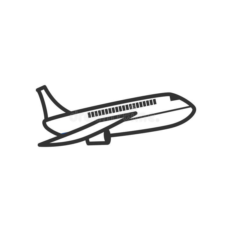 Airplane Outline Flat Icon On White Aeroplane Outline Flat Icon Isolated On Wh Spon White Aeroplane Outline Airplane Outline Flat Icon Airplane Icon