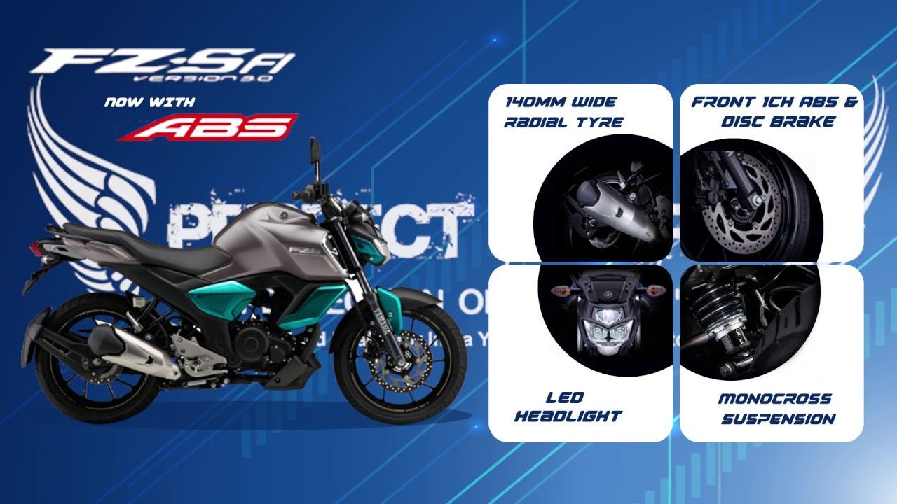 All New Yamaha Fz Sfi Version 3 0 At Perfect Rider With Lowest