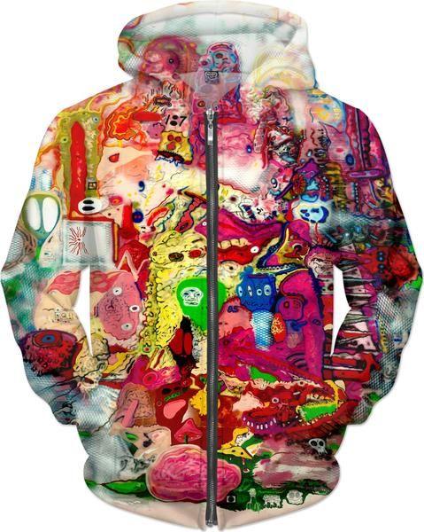 Candy Flip By Jeff Parrott aka Psyexpression