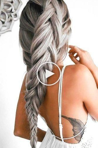 36 Amazing Graduation Hairstyles For Your Special Day : #Amazing #Grad