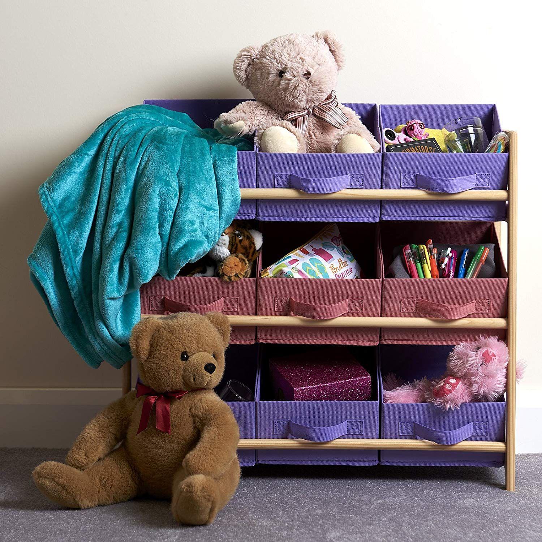 KinderzimmerAufbewahrungsmöbel, mit 3 Ebenen