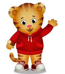 graphic relating to Daniel Tiger Printable identified as Cost-free Printables Daniel Tiger - Yahoo Graphic Glimpse Achievements