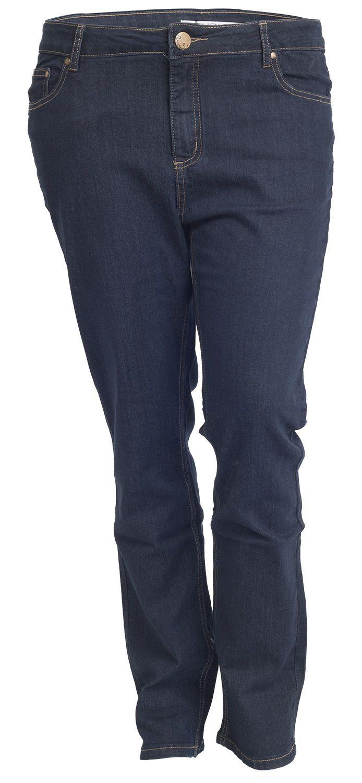 De sejeste Blå jeans med stretch Fit 40 Studio Modetøj til Damer i behageligt materiale