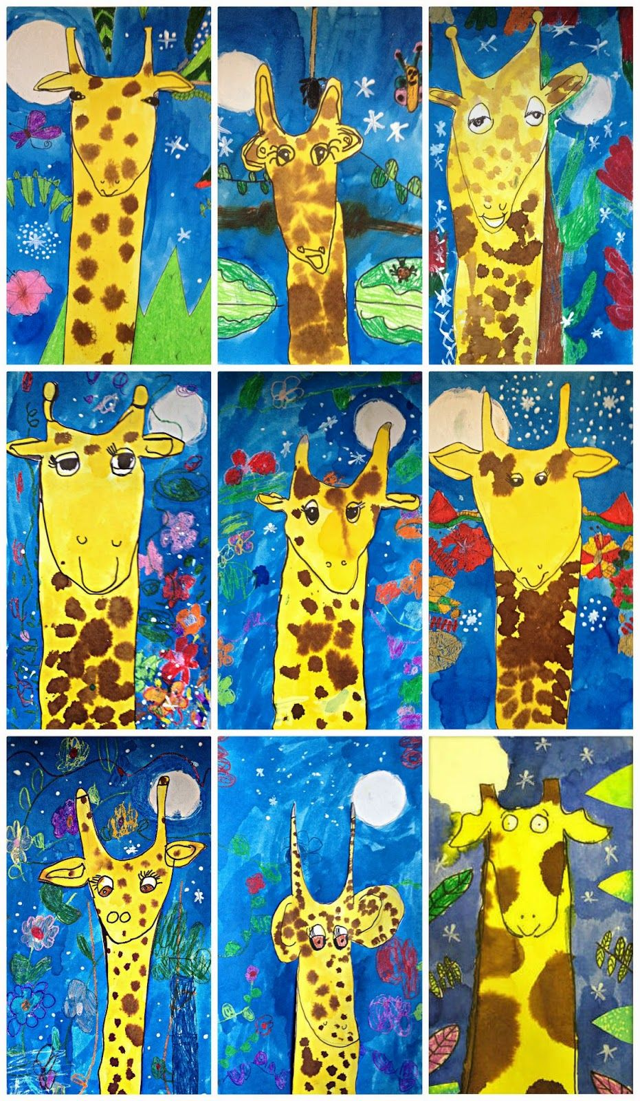 Homemade Dinosaur Craft further A Df Aff F B Aa Ad Ce besides Paper Collages Based On Books as well Giraffes Dance Kid Craft likewise Img. on dance giraffe craft