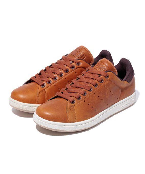 adidas original stan smith 2 orange