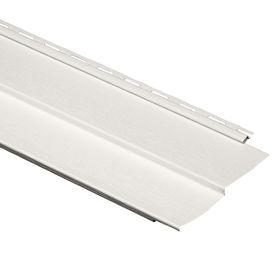 Durabuilt 24-Pack Traditional Linen Vinyl Siding Panels 9.34-In X 150-