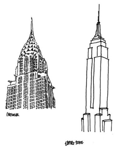 B  Empire State Building Vs Twin Tower