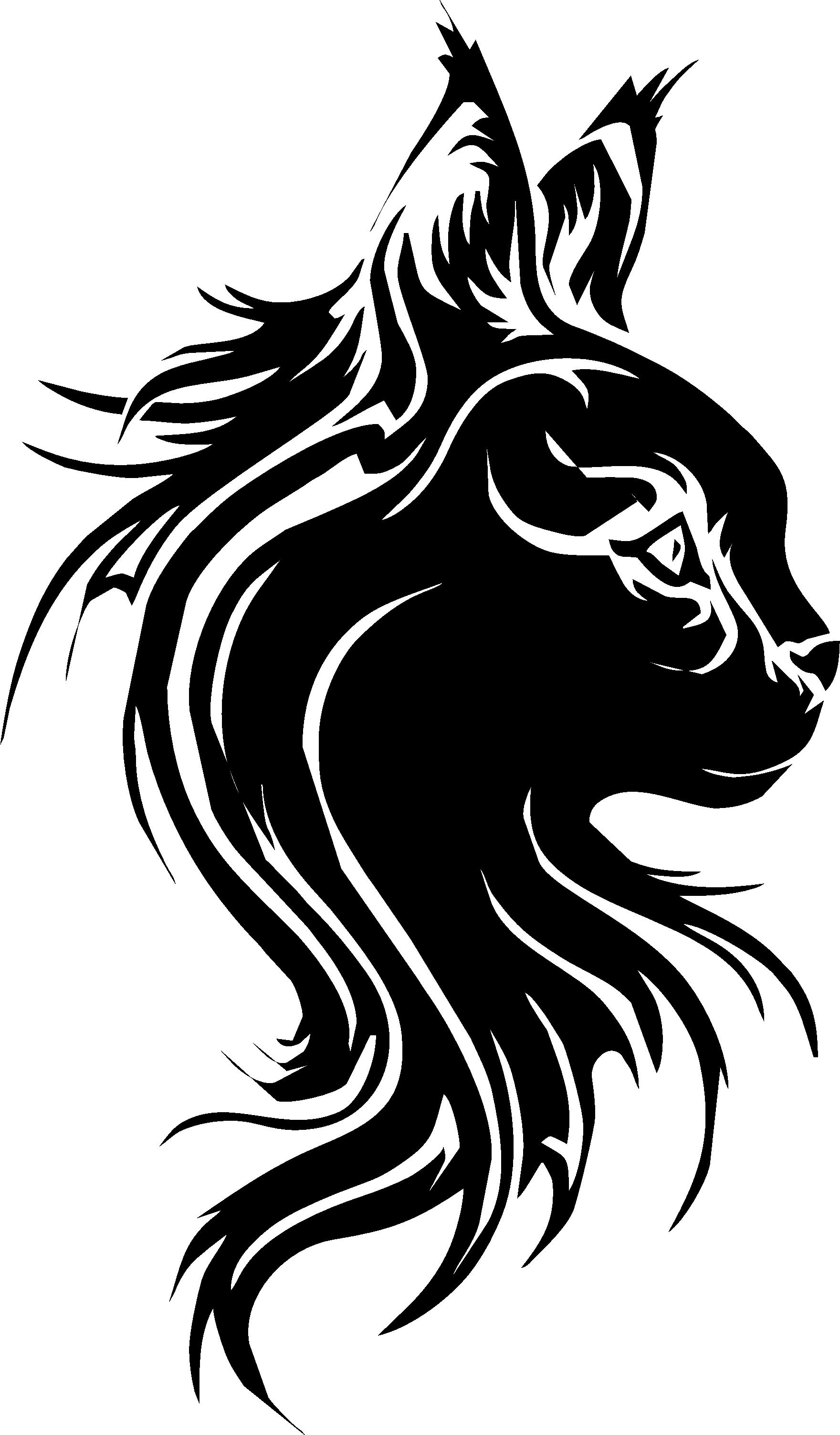 Katze Malen, Katzen Kunst Und Tattoo