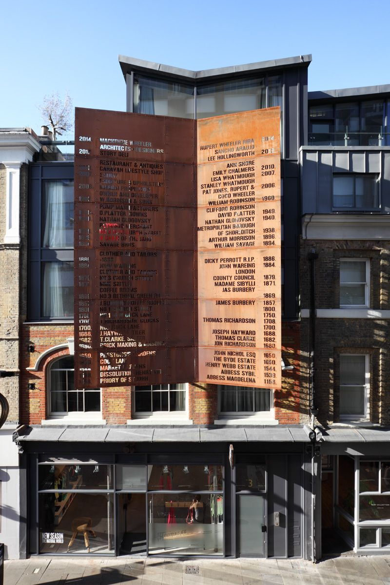 1000 Images About Ao Corten On Pinterest