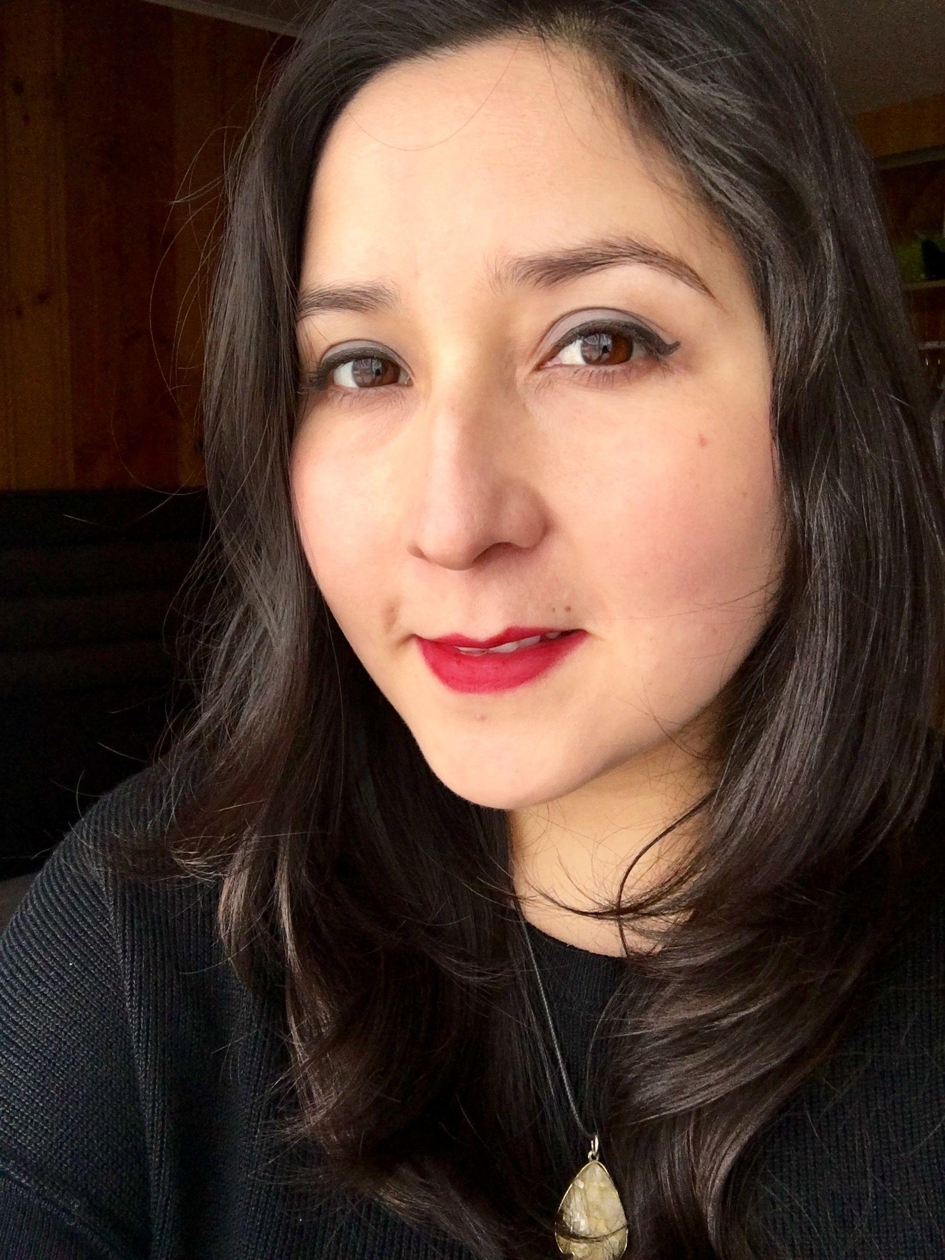 Makeup Pin-up girl by snowWwflake on DeviantArt
