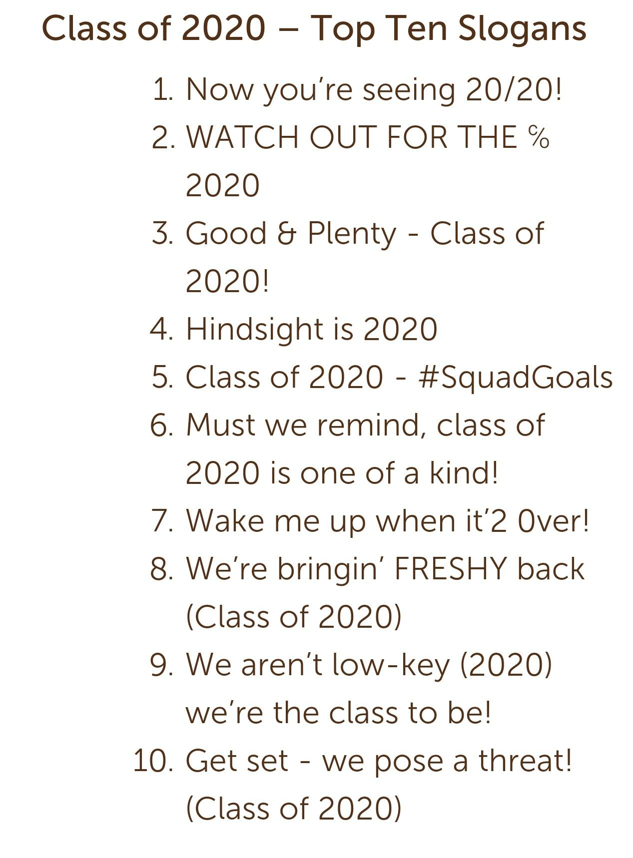 class of 2020 sayings graduation ideas sayings class of 2020 sayings