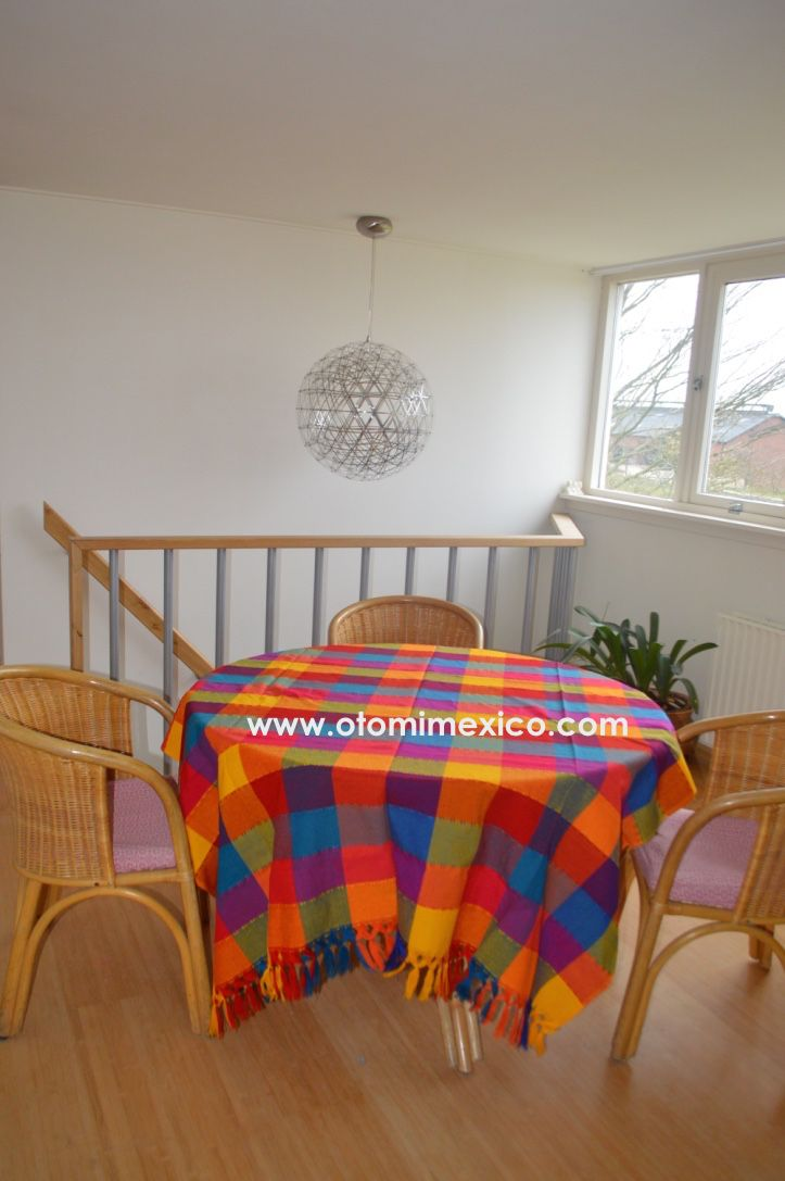 Colorful And Bright Tablecloth, Mexican Style, Mexican Tablecloth, Mexican  Table Runner, Mexican