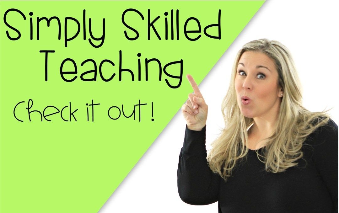 Teaching is stressful and overwhelming!  There is so much to do and NEVER enough time.  Learn about out Simply Skilled Teaching can help 2nd & 3rd grade teachers reduce the teacher-stress they feel and balance their lives a bit more!