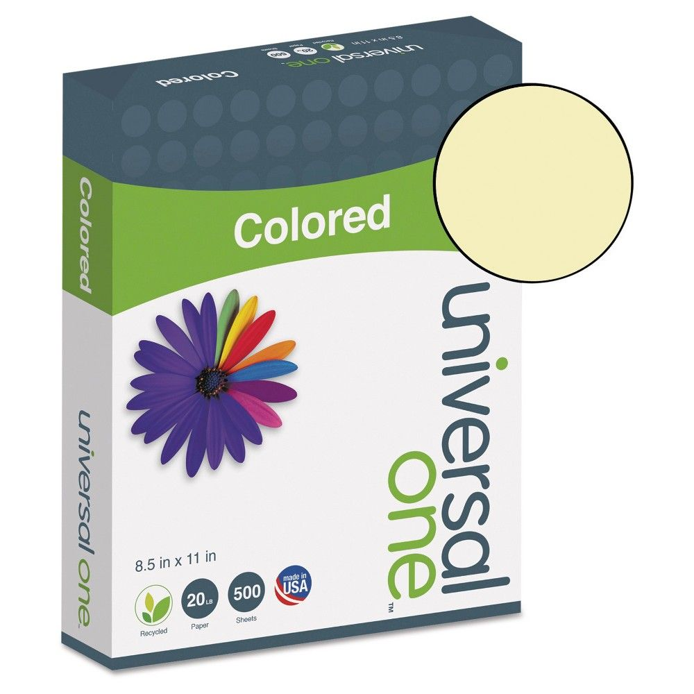 Paper Universal Office Canary (Yellow)