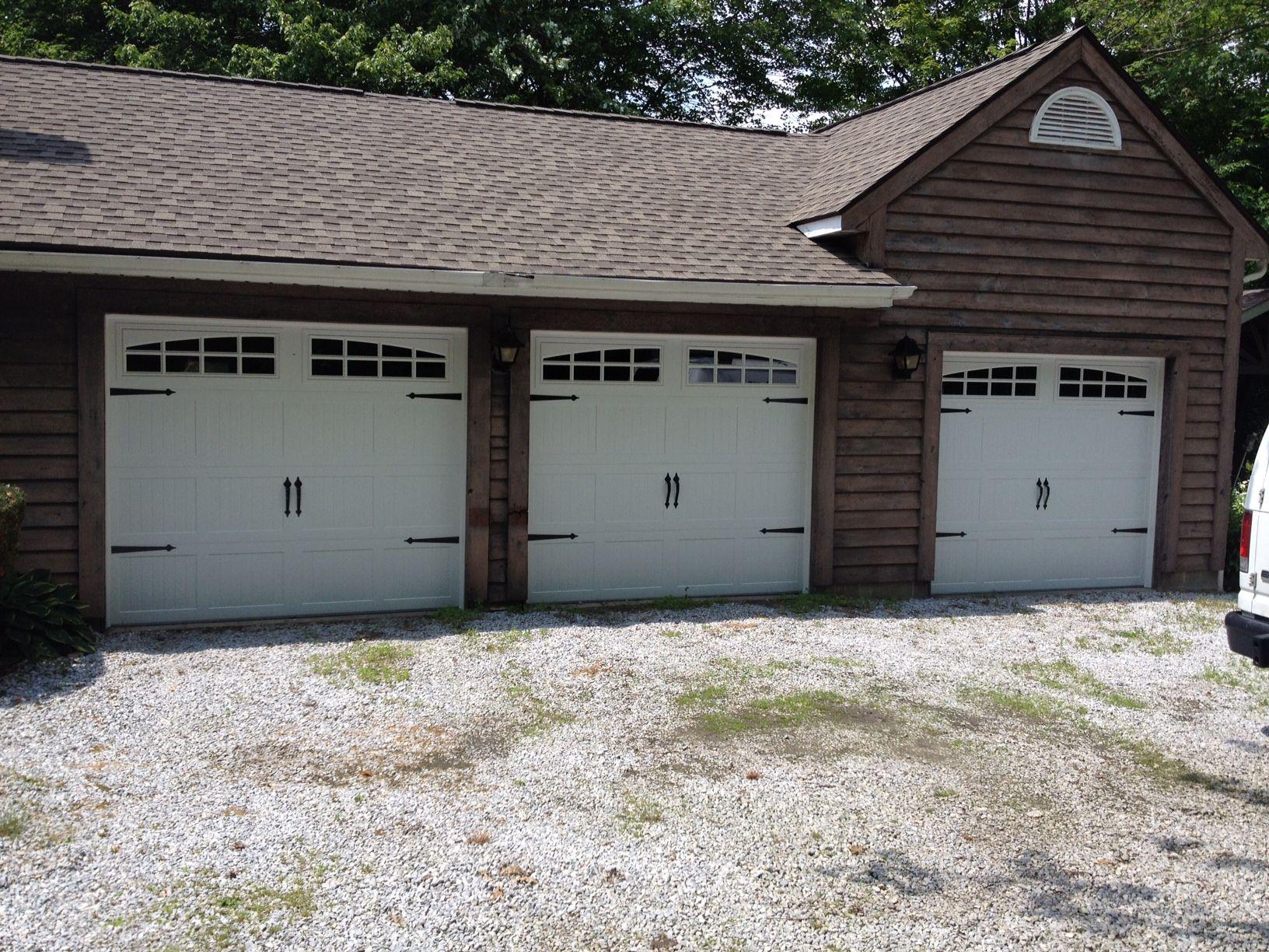 Chi Carriage Garage Doors Home Decor