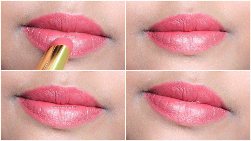 New Launch Lakme 9to5 Primer Matte Lipstick Mp7 Rosy Sunday