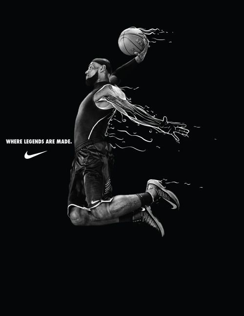 innovative design cbefa 49968 King Lebron James, King James, Basketball Quotes, Nike