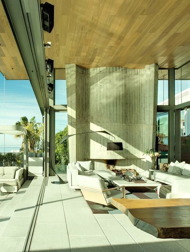 Beautiful Modern House Designs Created By SAOTA And OKHA Interiors Are One Of The  Most Amazing You Will Ever See! See How They Created De Wet House And Many  More!