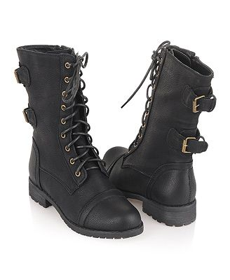 Cheap Combat Boots For Women - Yu Boots