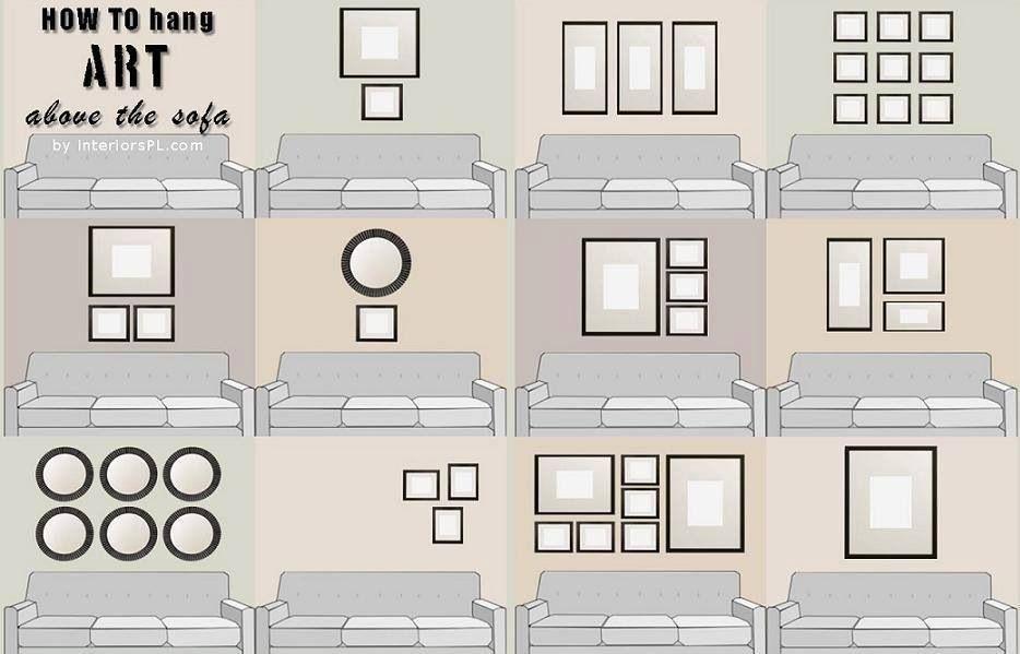 comment mettre des tableaux au dessus d 39 un canap maison pinterest canap s tableau et cadres. Black Bedroom Furniture Sets. Home Design Ideas