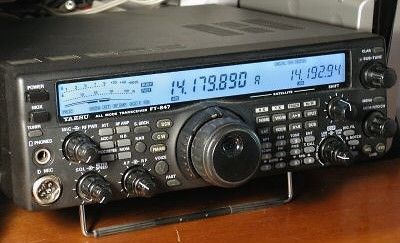 RigPix Database Yaesu FT847 Ham radio Ham radio Yaesu
