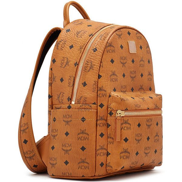 Mcm Stark Backpack 720 Liked On Polyvore Featuring Men S Fashion Bags Backpackcm Mens